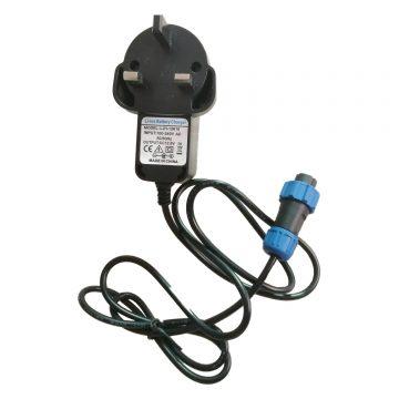 JCB-IT30-CH (100-240V Input, 12.6V, 1A Output Charger)