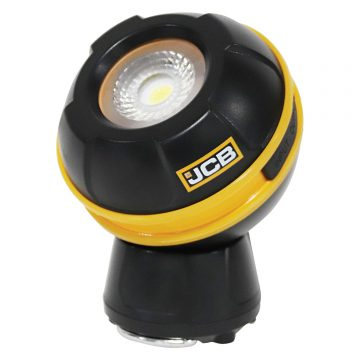 JCB-PT5S (5W LED Rechargeable Task Light with Rotating Magnetic Base)