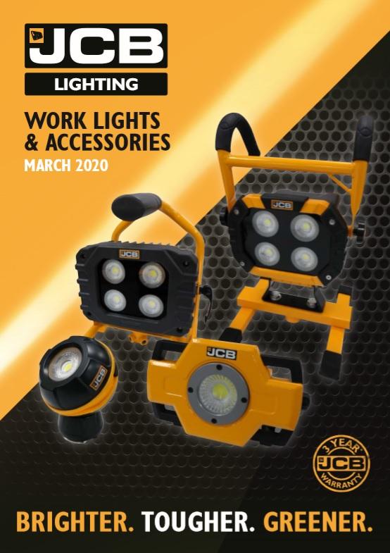JCB Lighting Brochure
