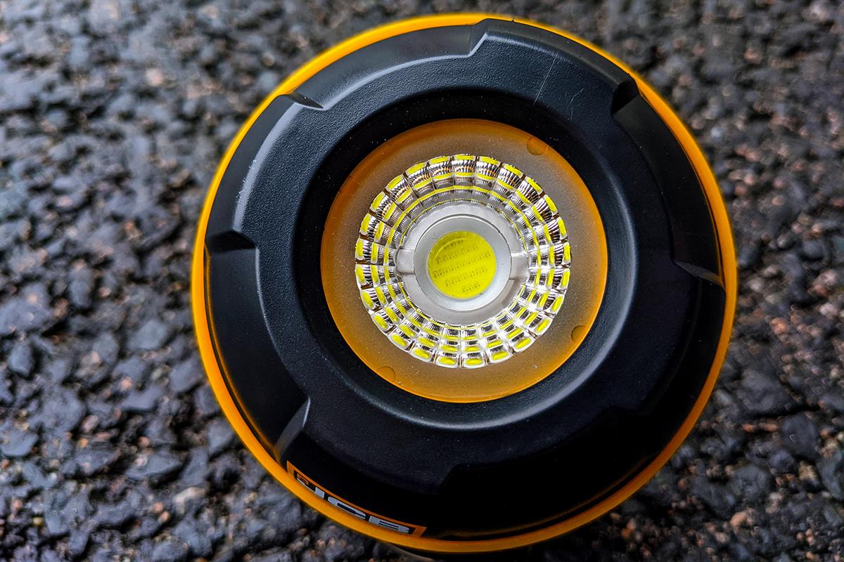 JCB Lighting Dimmable