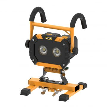JCB 20W LED RECHARGEABLE FLOODLIGHT (1 BATTERY)