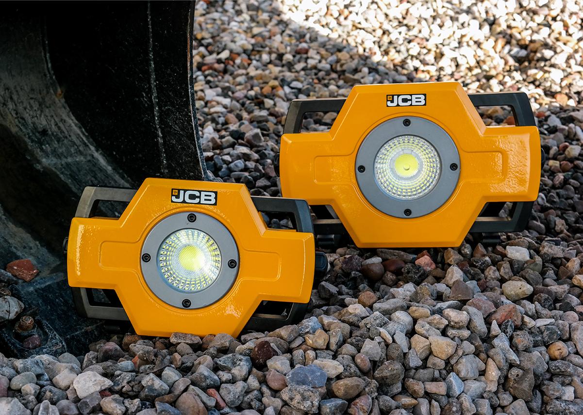 JCB Task Lights